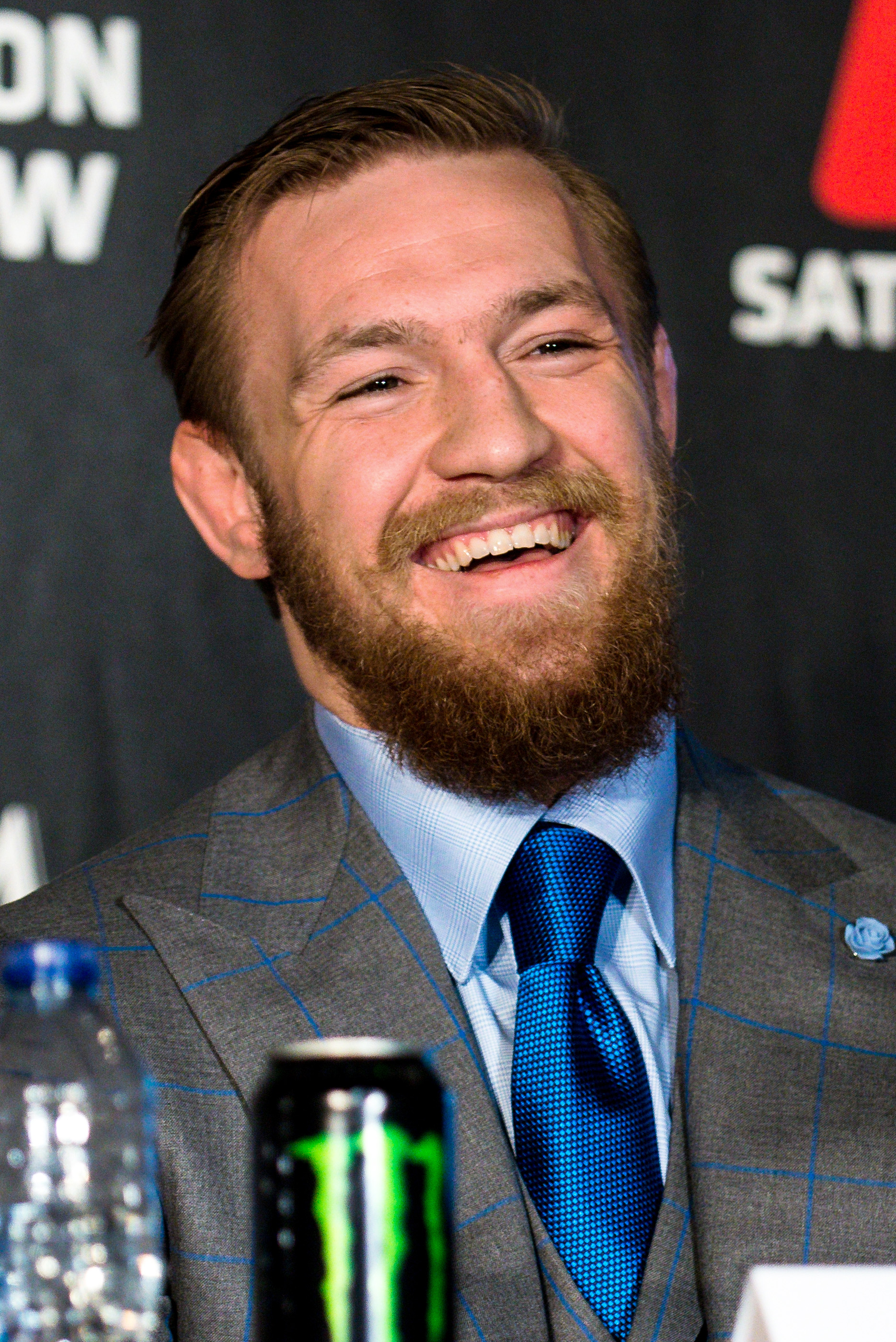 Conor_McGregor,_UFC_189_World_Tour_London_(2)
