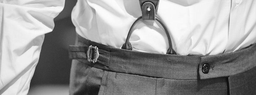 Cinturilla de chaqué by Pugil