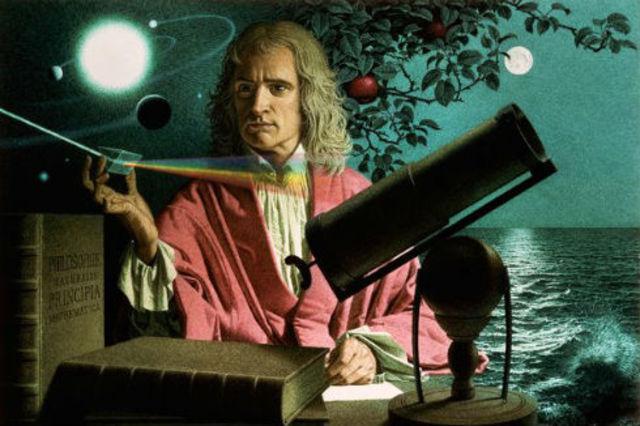 Isaac-Newton