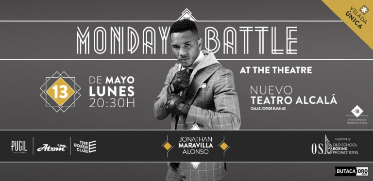 Cartel del Monday Battle at the Theatre II
